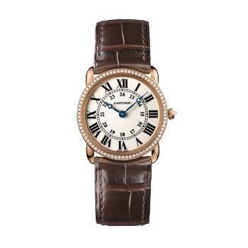 Cartier Ronde Louis WR000351 Ladies Watch
