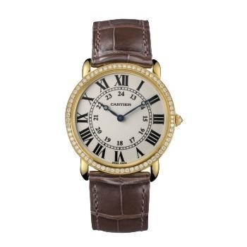 Cartier Ronde Louis WR000451 Mens Watch