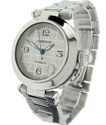 Cartier Ronde Solo CA-9842S Mens Watch