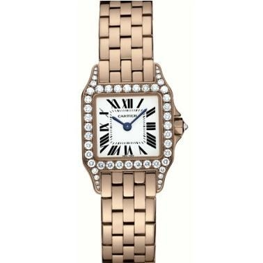 Cartier Santos Demoiselle WF9008Z8 Ladies Watch