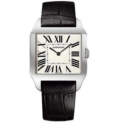 Cartier Santos Dumont W2007051 Mens Watch