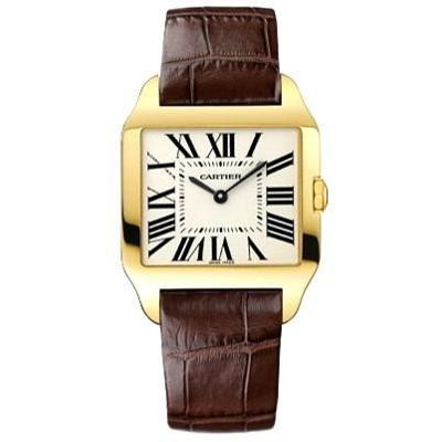 Cartier Santos Dumont W2009351 Midsize Watch