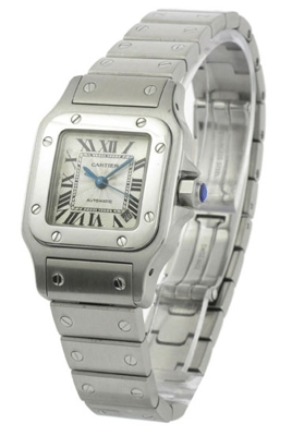 Cartier Santos W20054D6 Mens Watch