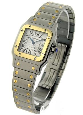 Cartier Santos W20058C4 Mens Watch