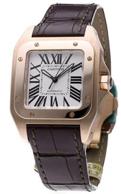 Cartier Santos W20108Y1 Mens Watch