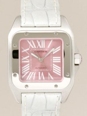 Cartier Santos W20133X8 Mens Watch