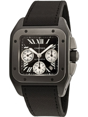 Cartier Santos W2020005 Mens Watch
