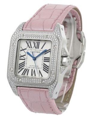 Cartier Santos WM501751 Mens Watch