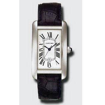 Cartier Tank Americaine W2603256 Mens Watch