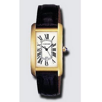 Cartier Tank Americaine W2603556 Midsize Watch