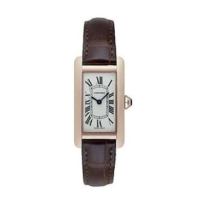 Cartier Tank Americaine W2607456 Ladies Watch