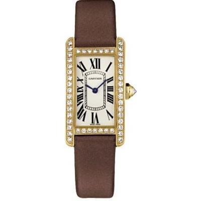 Cartier Tank Americaine WB707231 Ladies Watch
