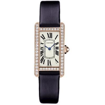 Cartier Tank Americaine WB707931 Ladies Watch
