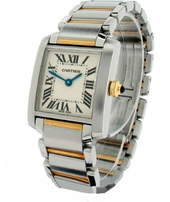 Cartier Tank CA-10826S Ladies Watch