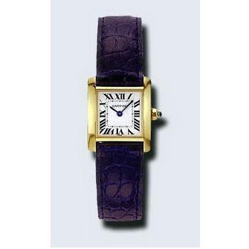 Cartier Tank Francaise W5000256 Ladies Watch
