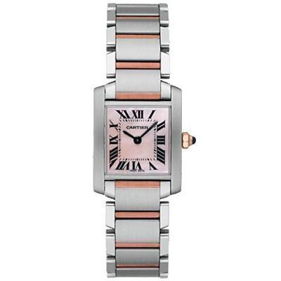 Cartier Tank Francaise W51027Q4 Ladies Watch