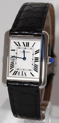 Cartier Tank W1018255 Mens Watch