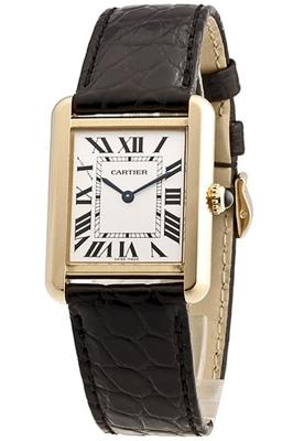 Cartier Tank W1018755 Mens Watch