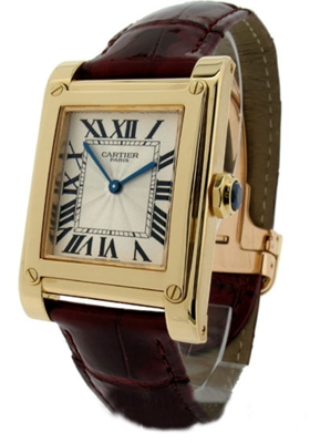 Cartier Tank W1529451 Mens Watch