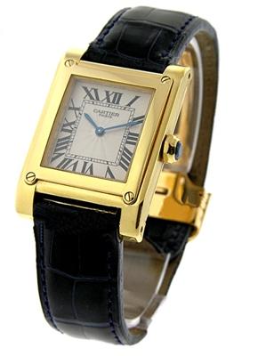Cartier Tank W1539951 Ladies Watch