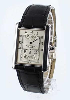Cartier Tank W1554851 Mens Watch