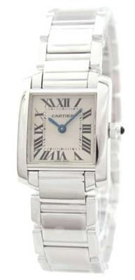 Cartier Tank W50012S3 Mens Watch