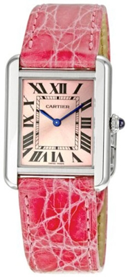 Cartier Tank W5200000 Mens Watch