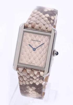 Cartier Tank W5200020 Ladies Watch