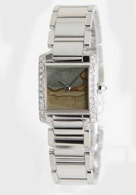 Cartier Tank WE1036S3 Mens Watch