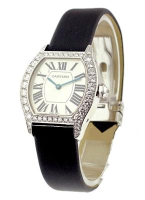 Cartier Tortue WA507231 Mens Watch
