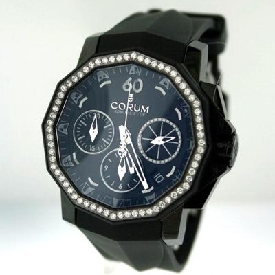 Corum Admiral's Cup 984.970.97.F371.AN32 Midsize Watch