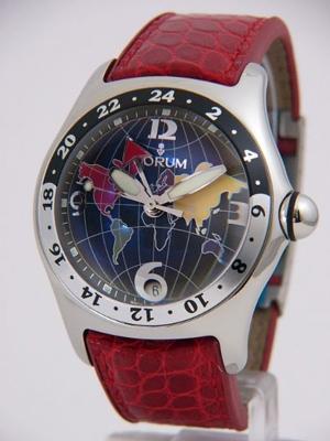 Corum Bubble XL 383-250-20-0f06 fn24r Mens Watch
