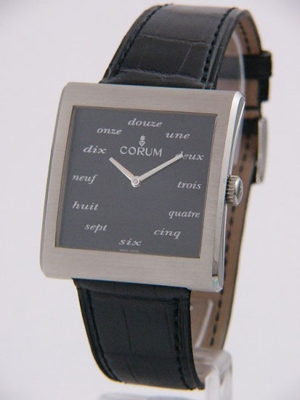 Corum Buckingham 157-181-20-0001 BN44 Mens Watch