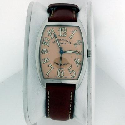 Franck Muller Casablanca 2852 Mens Watch