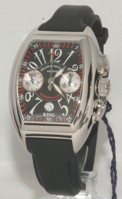 Franck Muller Conquistador 8005 CC KING Automatic Watch