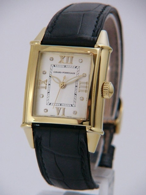 Girard Perregaux Vintage 1945 25730-0-51-11MS Mens Watch