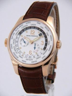 Girard Perregaux Worldwide Time Control 49850.52.151.BACA Mens Watch