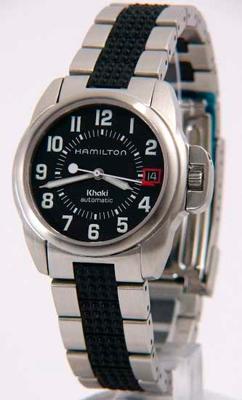 Hamilton Khaki Action H62315133 Mens Watch