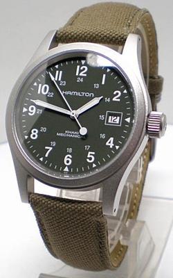 Hamilton Khaki Action H69419363 Mens Watch