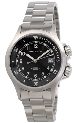 Hamilton Khaki Navy H77515133 Mens Watch