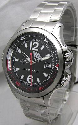 Hamilton Khaki Navy H77555135 Mens Watch