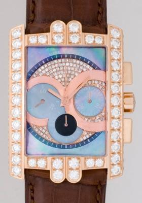 Harry Winston Lady Avenue 330.MCARL.W Automatic Watch