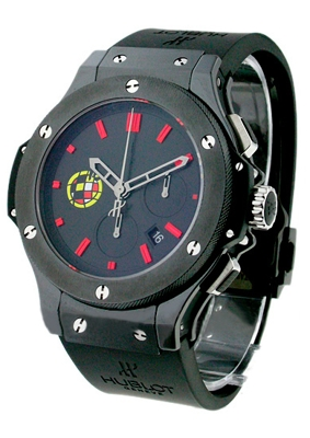 Hublot Big Bang Tourbillon SPANISH-FEDERATION-BANG Mens Watch