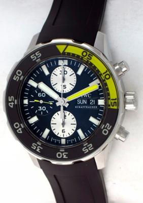 IWC Aquatimer IW376702 Mens Watch