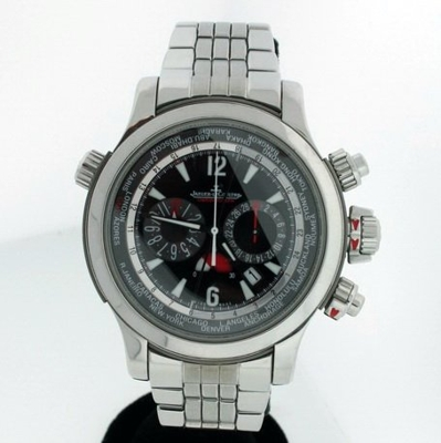 Jaeger LeCoultre Master Compressor 150.8.22 Mens Watch
