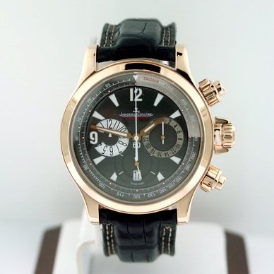 Jaeger LeCoultre Master Compressor Chronograph 175284.40 Automatic Watch