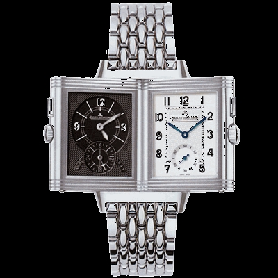 Jaeger LeCoultre Reverso - Men's Duetto Manual Wind Watch