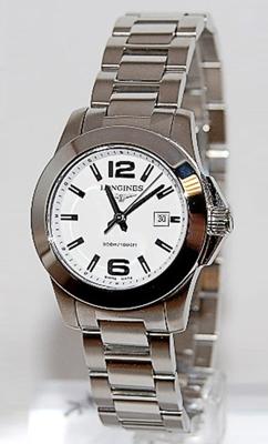 Longines Grande Classique L3.258.4.16.6 Ladies Watch