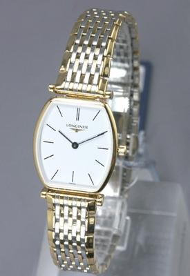 Longines Grande Classique L4.205.2.12.7 Ladies Watch