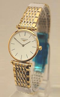Longines Grande Classique L4.209.2.12.8 Ladies Watch